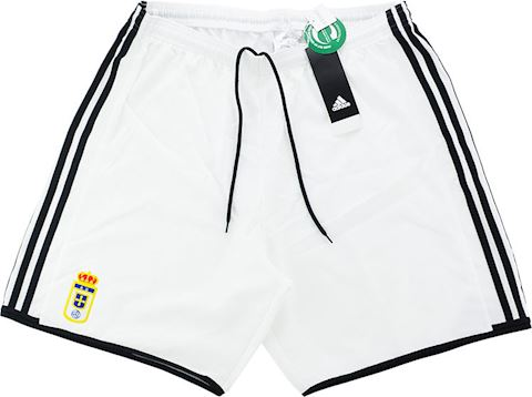 adidas Oviedo Mens Home Shorts 2016/17 Image
