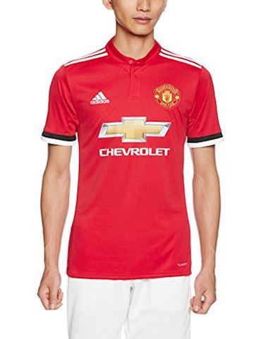 adidas Manchester United Mens SS Home Shirt 2017/18 Image