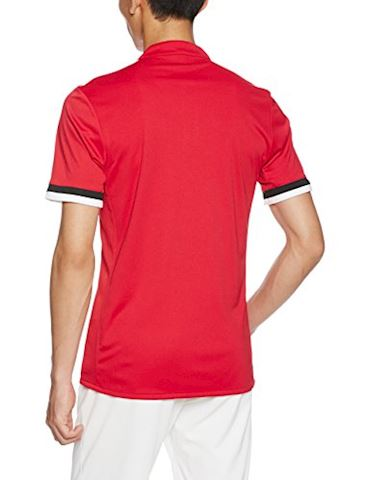 adidas Manchester United Mens SS Home Shirt 2017/18 Image 2