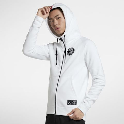24a12caed0520e Nike PSG Wings Men s Full-Zip Hoodie - White Image
