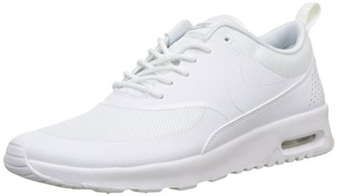 Nike  AIR MAX THEA W  women's Shoes (Trainers) in White Image