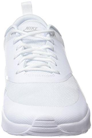 Nike  AIR MAX THEA W  women's Shoes (Trainers) in White Image 4