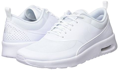 Nike  AIR MAX THEA W  women's Shoes (Trainers) in White Image 5