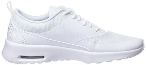 Nike  AIR MAX THEA W  women's Shoes (Trainers) in White Image 6