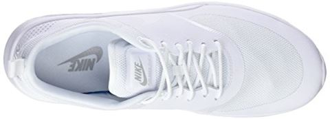 Nike  AIR MAX THEA W  women's Shoes (Trainers) in White Image 7