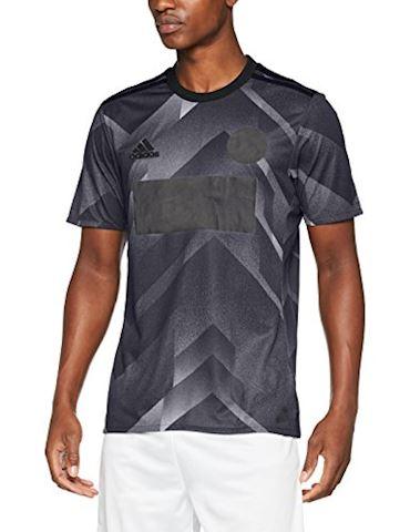 adidas Tango Player Training Top - Black, Black Image