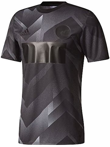 adidas Tango Player Training Top - Black, Black Image 7