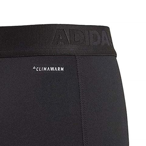 adidas Baselayer Alphaskin Sport Climawarm L/S - Black Kids Image 3