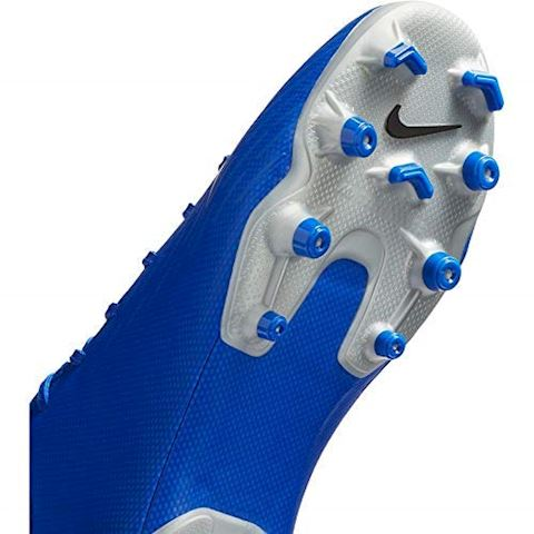 Nike Jr. Mercurial Vapor XII Academy Younger/Older Kids'Multi-Ground Football Boot - Blue Image
