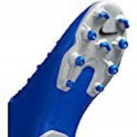 Nike Jr. Mercurial Vapor XII Academy Younger/Older Kids'Multi-Ground Football Boot - Blue Image 3
