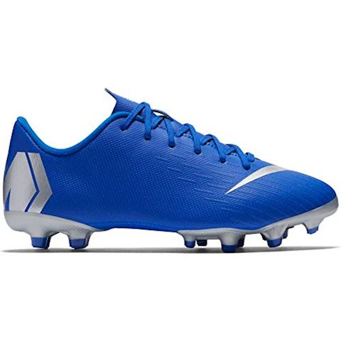 Nike Jr. Mercurial Vapor XII Academy Younger/Older Kids'Multi-Ground Football Boot - Blue Image 4