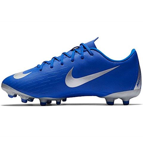 Nike Jr. Mercurial Vapor XII Academy Younger/Older Kids'Multi-Ground Football Boot - Blue Image 5