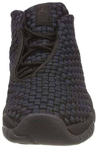 Nike Air Jordan Future Boys' Shoe - Black Image 4