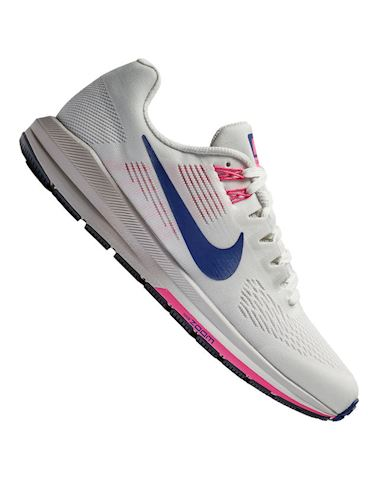 Nike Air Zoom Structure 21 Women's Running Shoe - White Image