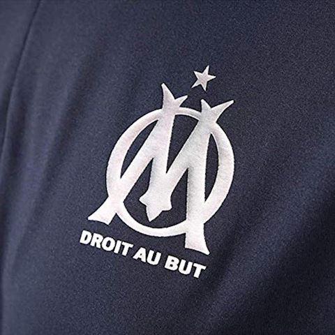 Puma Marseille Training Shirt 1/4 Zip - Peacoat Image 4
