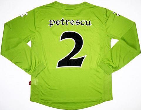 Joma Romania Mens LS Away Shirt 2007 Image