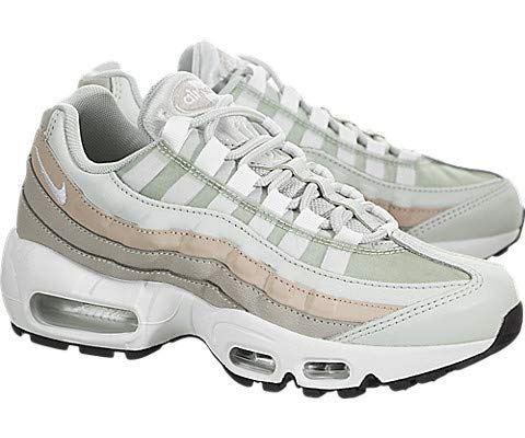 Nike Air Max 95 OG Women's Shoe - Silver Image 2