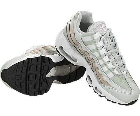 Nike Air Max 95 OG Women's Shoe - Silver Image 3