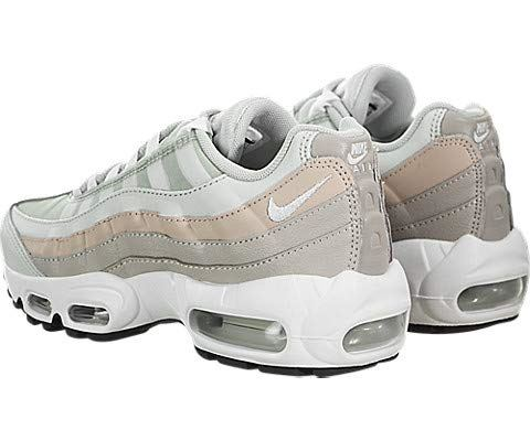 Nike Air Max 95 OG Women's Shoe - Silver Image 4