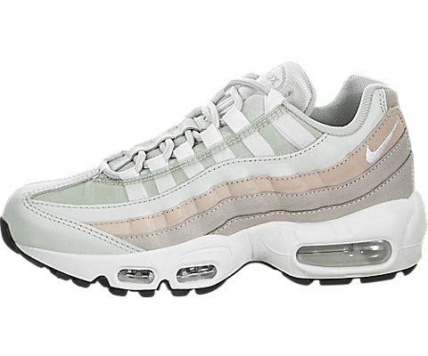 online store a1b18 bb75c Nike Air Max 95 OG Women's Shoe - Silver