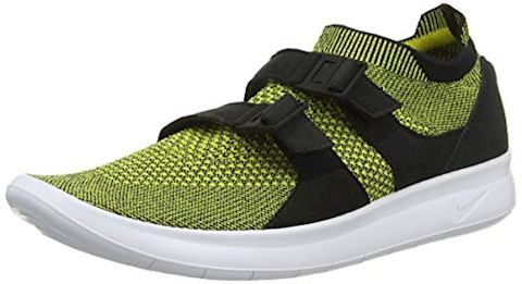 Nike Air Sock Racer Ultra Flyknit Men's Shoe - Yellow
