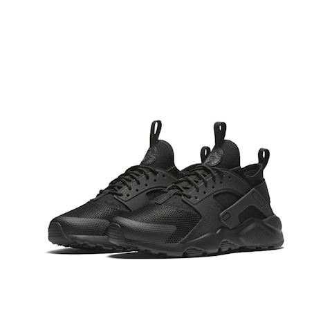 Nike Air Huarache Ultra Older Kids' Shoe - Black Image 2