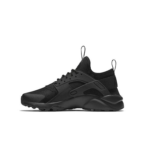 Nike Air Huarache Ultra Older Kids' Shoe - Black Image 3