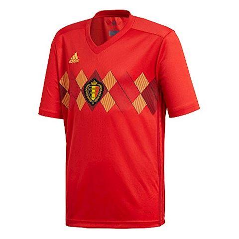 adidas Belgium Kids SS Home Shirt 2018 Image