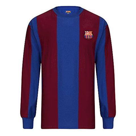 Barcelona Mens LS Home Shirt 1973/74 Image 7