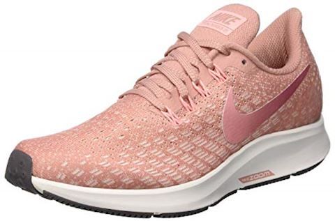 Nike Air Zoom Pegasus 35 Women's Running Shoe - Pink Image