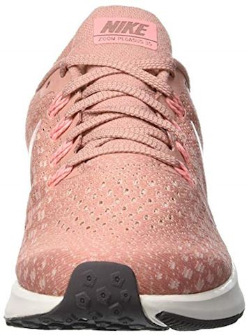 Nike Air Zoom Pegasus 35 Women's Running Shoe - Pink Image 4