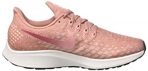 Nike Air Zoom Pegasus 35 Women's Running Shoe - Pink Image 6