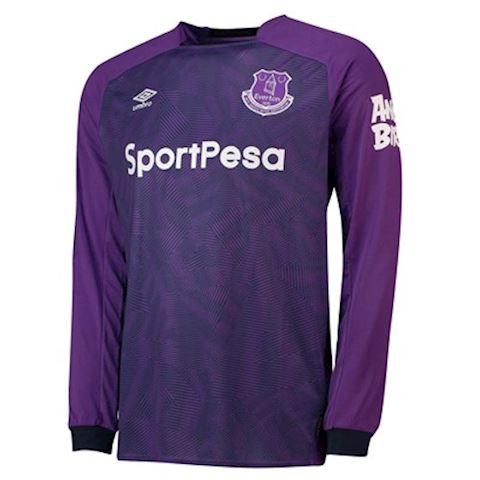 Umbro Everton Mens LS Goalkeeper Third Shirt 2018/19 Image