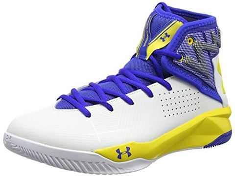 Under Armour Men's UA Rocket 2 Basketball Shoes Image