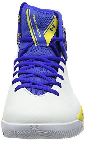 Under Armour Men's UA Rocket 2 Basketball Shoes Image 4