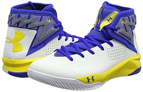 Under Armour Men's UA Rocket 2 Basketball Shoes Image 5