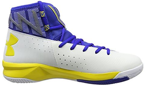 Under Armour Men's UA Rocket 2 Basketball Shoes Image 6