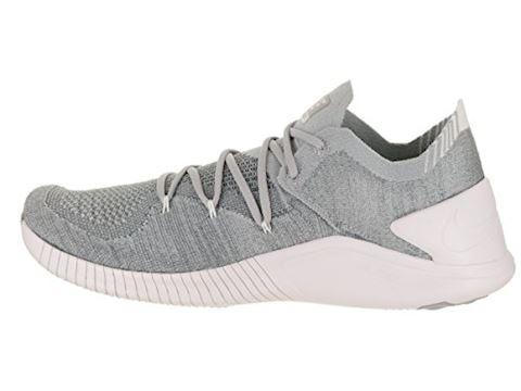 Nike Free TR Flyknit 3 Women's Training Shoe - Grey Image 2