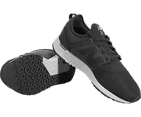 New Balance  WRL247  women's Shoes (Trainers) in Grey Image 3