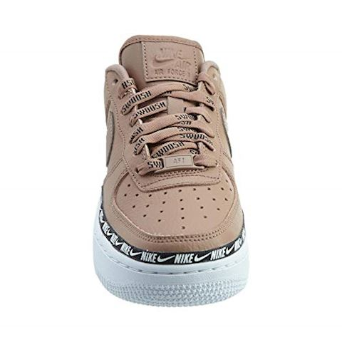 Nike Air Force 1'07 SE Premium Overbranded Women's Shoe - Brown Image 2