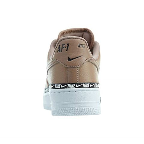 Nike Air Force 1'07 SE Premium Overbranded Women's Shoe - Brown Image 4