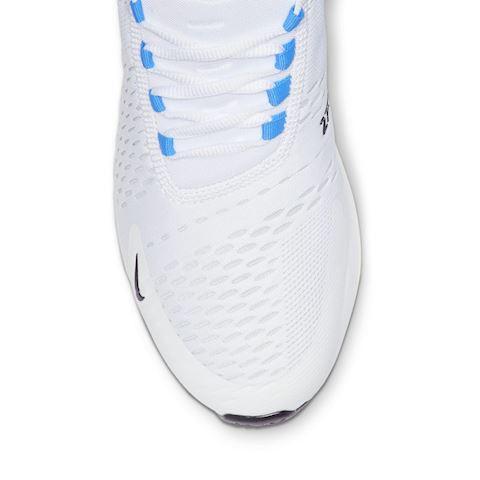 new arrival 351bc b692b Nike Air Max 270 Men s Shoe - White Image 2