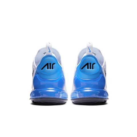 the latest b557a 6a3df Nike Air Max 270 Men s Shoe - White Image 4