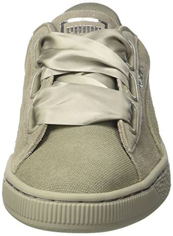 Puma Suede Heart Pebble Women's Trainers Image 4