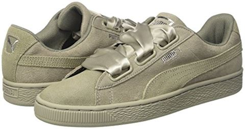 Puma Suede Heart Pebble Women's Trainers Image 5