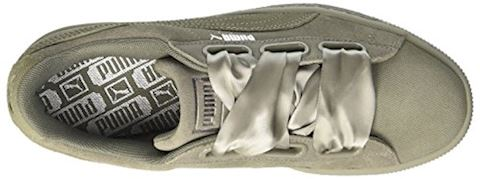 Puma Suede Heart Pebble Women's Trainers Image 7