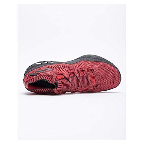 adidas Crazy Explosive 2017 Primeknit Low Shoes Image 5