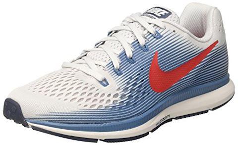 Nike Air Zoom Pegasus 34 Men's Running Shoe - Grey Image