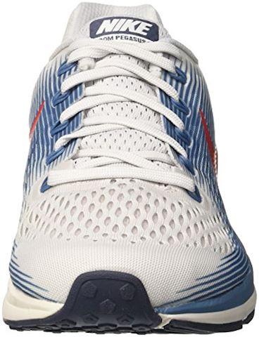 Nike Air Zoom Pegasus 34 Men's Running Shoe - Grey Image 4