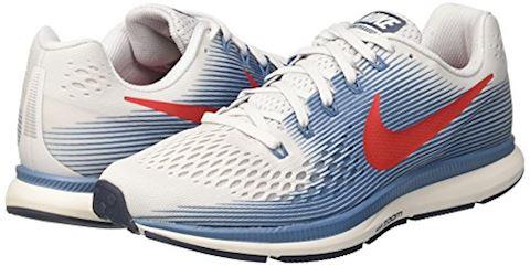 Nike Air Zoom Pegasus 34 Men's Running Shoe - Grey Image 5